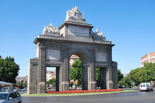 Puerta de toledo poort van toledo for Shoko puerta de toledo