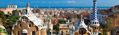 Barcelona - 10 top bezienswaardigheden - Parque Güell