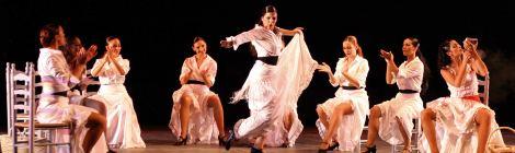 Flamenco Carmen Teatro Rialto Madrid