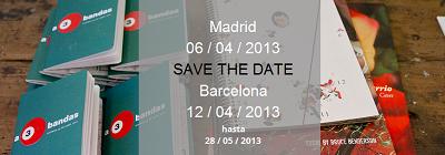 Kunst Programma Jugada con 3 bandas in Madrid