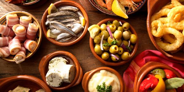 Gastronomie van Spanje