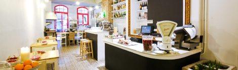 La Biblioteca Gourmande - Restaurant Barcelona
