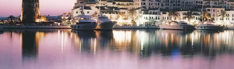 Puerto Banús, Marbella, Spanje