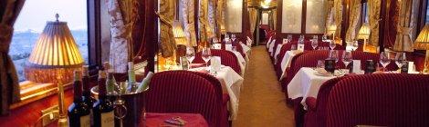 Trein Al Andalus - Interieur