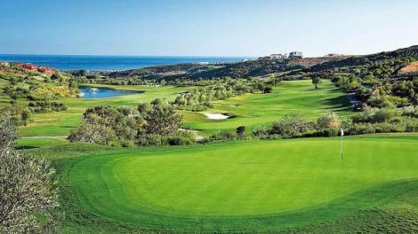 De beste golfbanen in Europa vind je in Sotogrande