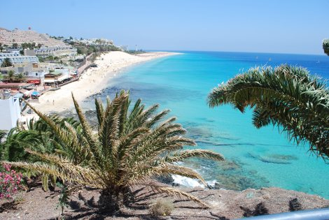 Fuerteventura - Mooiste Spaanse Eiland 2014